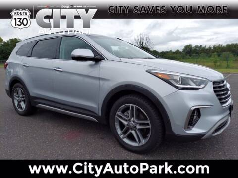 2019 Hyundai Santa Fe XL for sale at City Auto Park in Burlington NJ