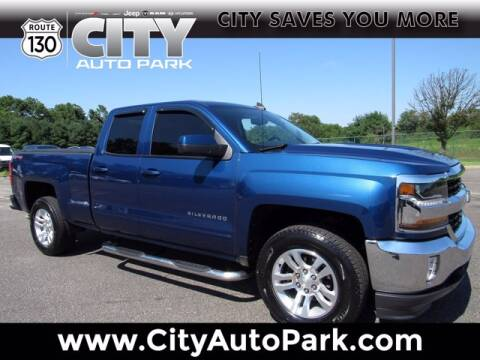 2017 Chevrolet Silverado 1500 for sale at City Auto Park in Burlington NJ