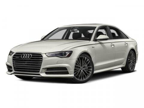 2016 Audi A6 for sale at City Auto Park in Burlington NJ