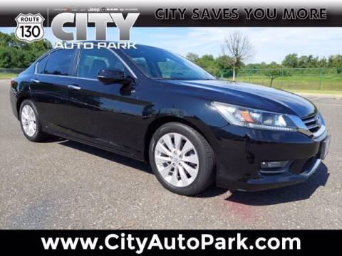 2015 Honda Accord for sale at City Auto Park in Burlington NJ