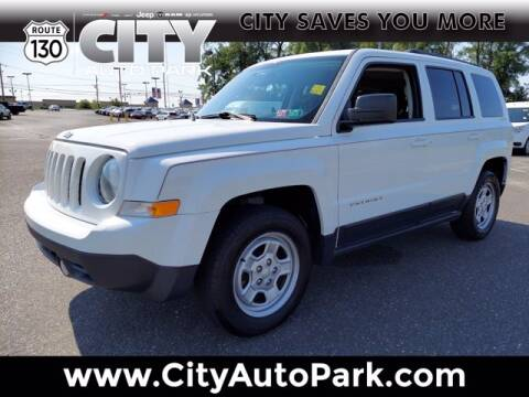 2016 Jeep Patriot for sale at City Auto Park in Burlington NJ