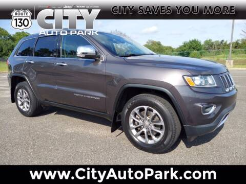 2015 Jeep Grand Cherokee for sale at City Auto Park in Burlington NJ