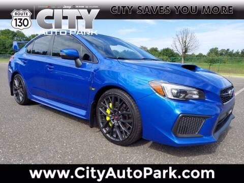 2019 Subaru WRX for sale at City Auto Park in Burlington NJ