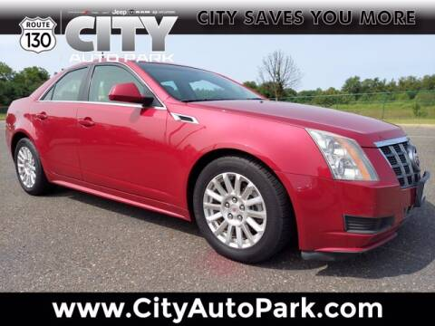 2012 Cadillac CTS for sale at City Auto Park in Burlington NJ
