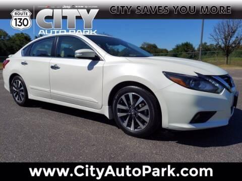 2017 Nissan Altima for sale at City Auto Park in Burlington NJ