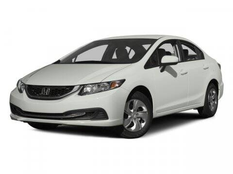 2015 Honda Civic for sale at City Auto Park in Burlington NJ