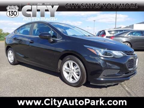 2018 Chevrolet Cruze for sale at City Auto Park in Burlington NJ