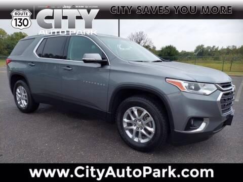 2018 Chevrolet Traverse for sale at City Auto Park in Burlington NJ
