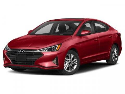 2020 Hyundai Elantra for sale at City Auto Park in Burlington NJ