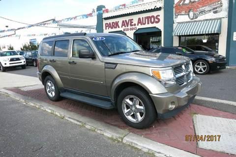 2007 Dodge Nitro for sale in Collingswood, NJ