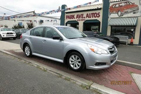 2012 Subaru Legacy for sale in Collingswood, NJ