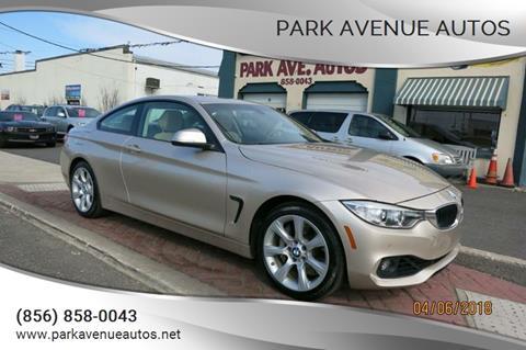 Bmw Park Avenue >> Bmw 4 Series For Sale In Collingswood Nj Park Avenue Autos