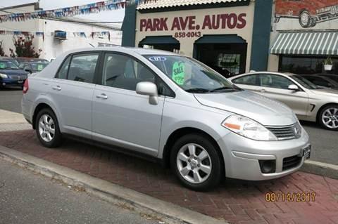 2007 Nissan Versa for sale in Collingswood, NJ