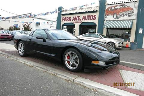 2004 Chevrolet Corvette for sale in Collingswood, NJ