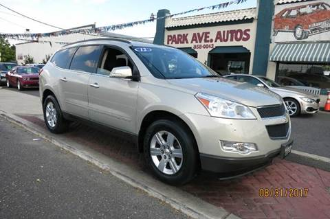 2012 Chevrolet Traverse for sale in Collingswood, NJ