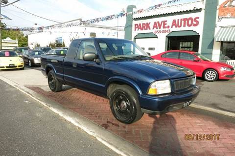 2001 GMC Sonoma for sale in Collingswood, NJ
