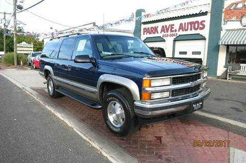 1999 Chevrolet Suburban for sale in Collingswood, NJ