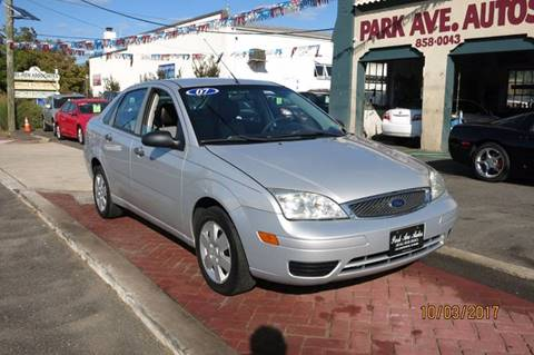 2007 Ford Focus for sale in Collingswood, NJ