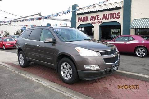 2009 Chevrolet Traverse for sale in Collingswood, NJ