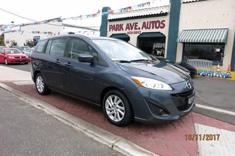 2012 Mazda MAZDA5 for sale in Collingswood, NJ