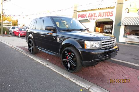 2009 Land Rover Range Rover Sport for sale in Collingswood, NJ