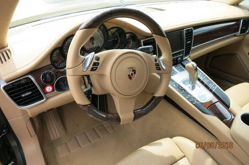 2010 Porsche Panamera 4s 4dr Sedan In Collingswood Nj Park Avenue