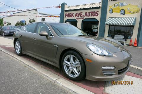 2010 Porsche Panamera for sale in Collingswood, NJ