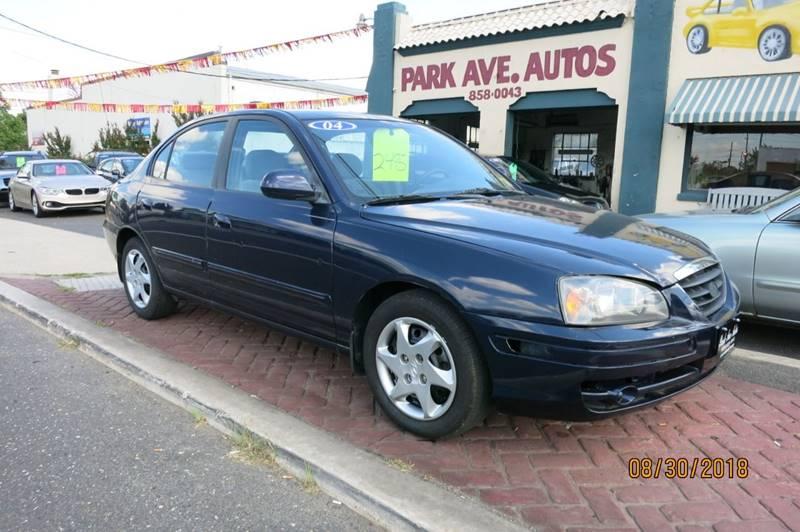 2004 Hyundai Elantra GLS 4dr Sedan   Collingswood NJ