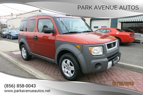 2004 Honda Element for sale in Collingswood, NJ