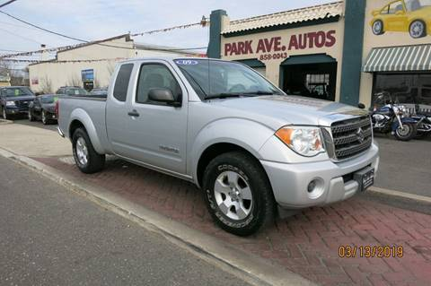 2009 Suzuki Equator for sale in Collingswood, NJ