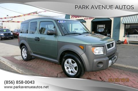 2005 Honda Element for sale in Collingswood, NJ