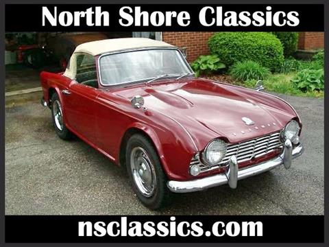 triumph tr4 for sale in texas carsforsale com