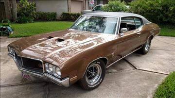 1970 Buick Gran Sport for sale in Mundelein, IL