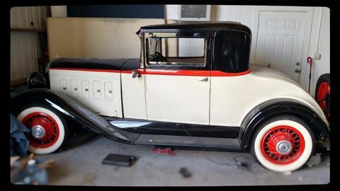 1931 Hudson GREAT 8