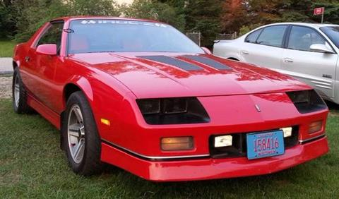 1986 Chevrolet Camaro for sale in Mundelein, IL