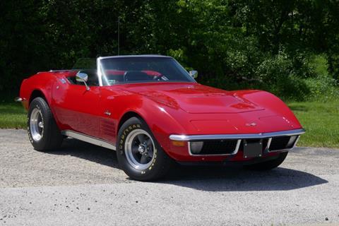 1971 Chevrolet Corvette for sale in Mundelein, IL