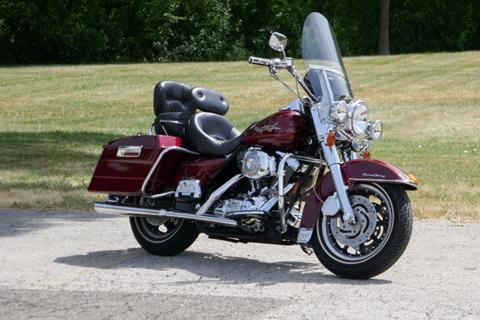 2002 Harley Davidson RoadKing for sale in Mundelein, IL