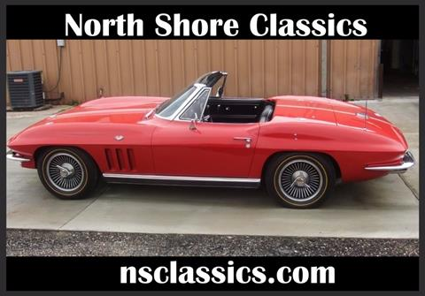 1966 Chevrolet Corvette for sale in Mundelein, IL