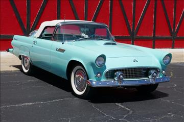 1955 Ford Thunderbird for sale in Mundelein, IL