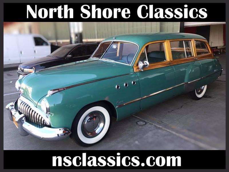 1949 Buick Hot Rod / Street Rod 1