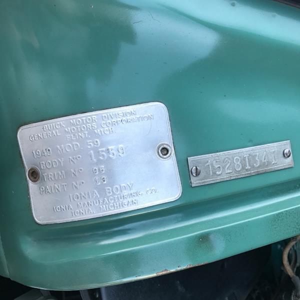 1949 Buick Hot Rod / Street Rod 28