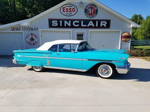 1958 Chevrolet Impala for sale in Mundelein, IL