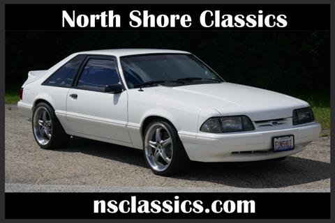 1993 Ford Mustang for sale in Mundelein, IL