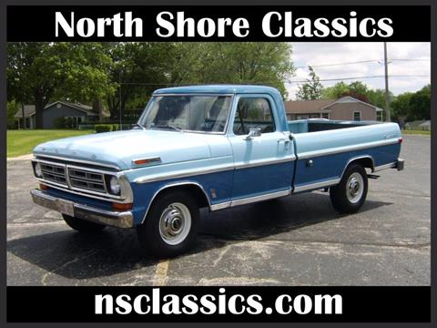 1972 Ford F-250 for sale in Mundelein, IL