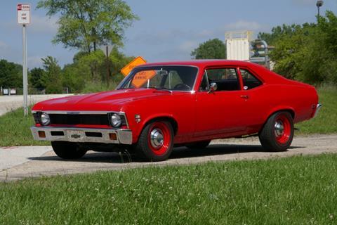 1968 Chevrolet Nova For Sale In Mundelein IL