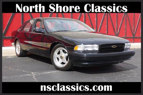 1996 Chevrolet Impala for sale in Mundelein, IL