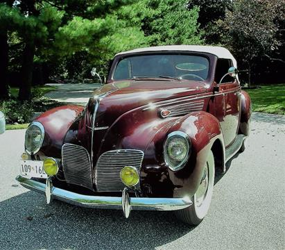 1938 Lincoln Zephyr For Sale In Sumter Sc Carsforsale Com