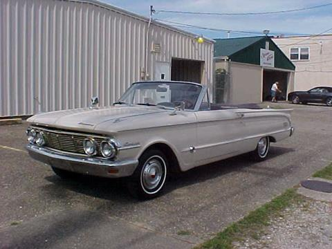 1963 Mercury Comet for sale in Mundelein, IL