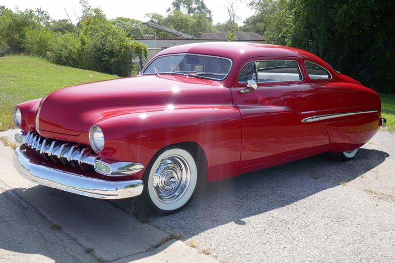 1949 Mercury Hot Rod / Street Rod 4