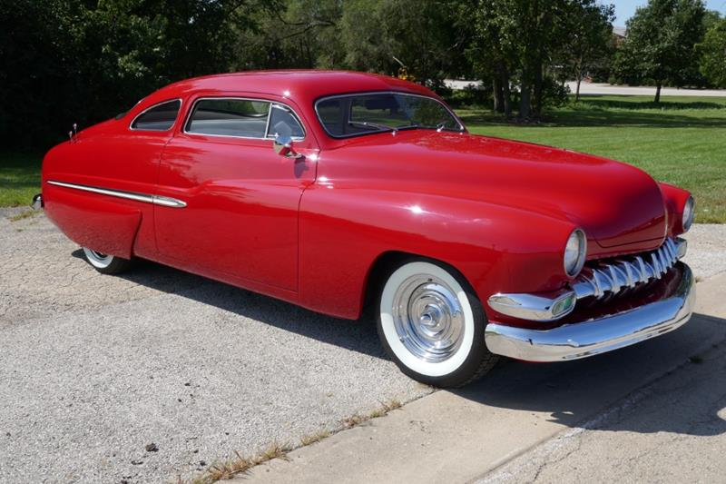 1949 Mercury Hot Rod / Street Rod 11